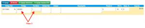 Koatl Facturas Agrega código y cantidad a tu partida