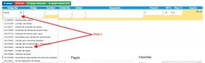 Koatl Facturas Buscar y seleccionar el producto o servicio del catálogo del SAT