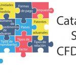 Catálogos SAT CFDI v3.3 – Parte 1