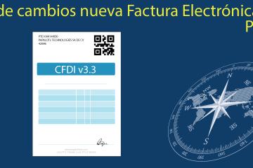 Guia factura electrónica 3.3 Parte 1